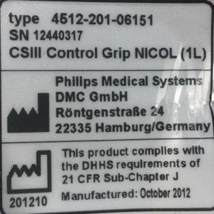 CSIII Control Grip NICOL