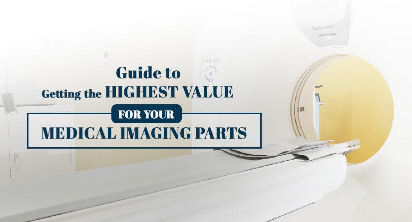 medical imaging parts guide