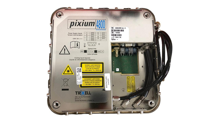 Pixium 4800 - Medical Imaging Parts