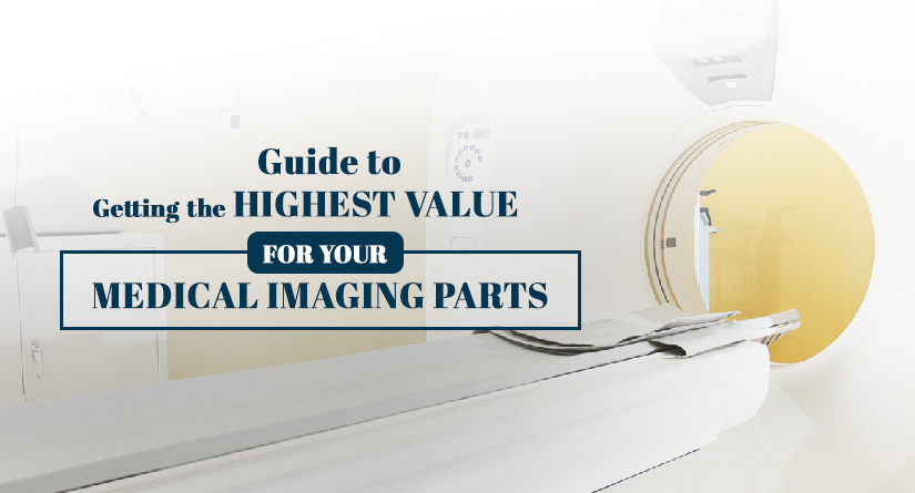 medical imaging parts guide