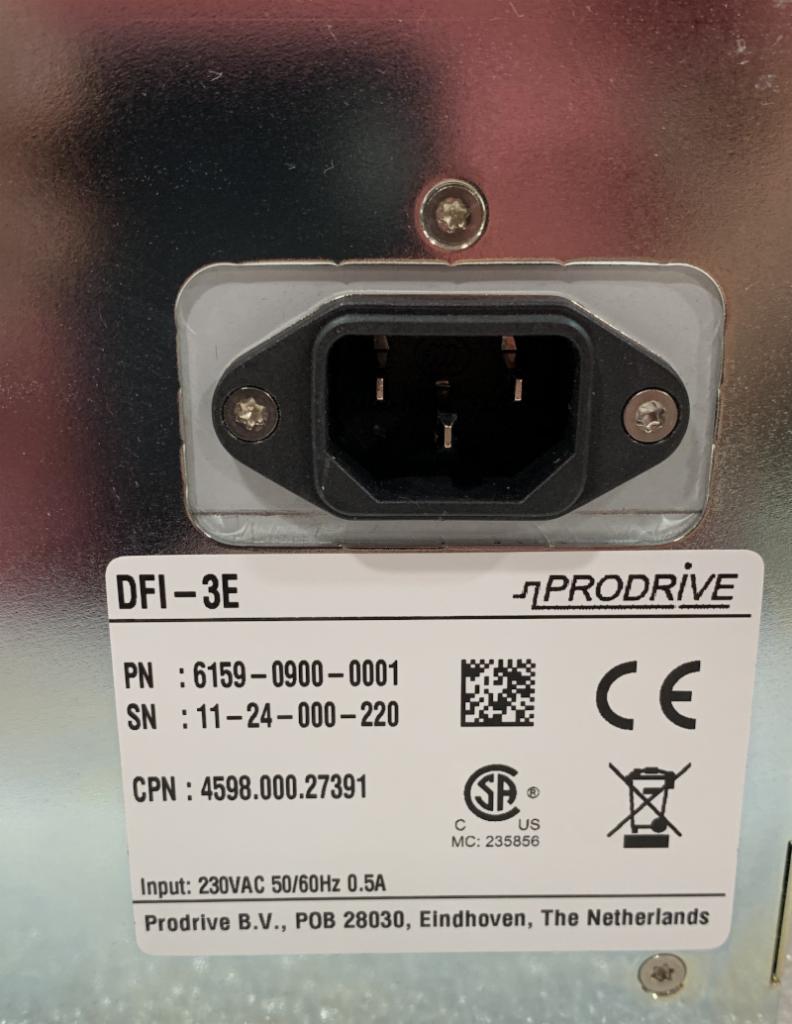 DFI - 3E | Philips BV Series C-arms